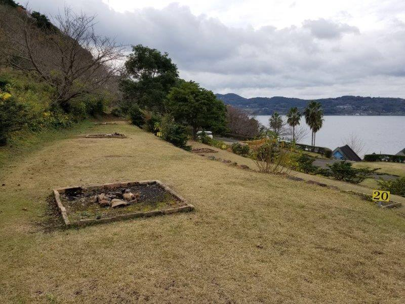 四本堂公園キャンプ場 一般サイト(20番・21番・22番サイト)