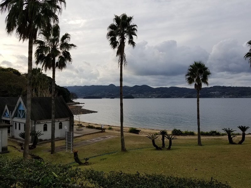 四本堂公園キャンプ場 リフレッシュビーチ