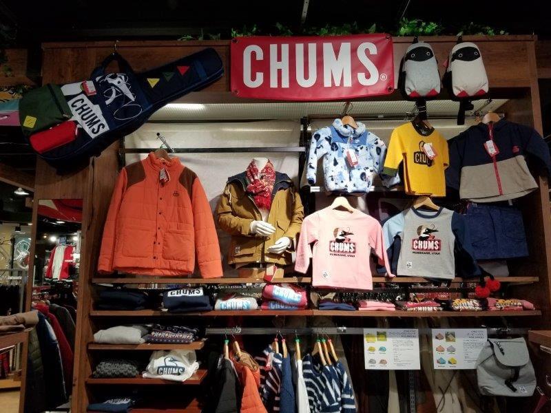 CHUMS(L-Breath キャナルシティ博多店)