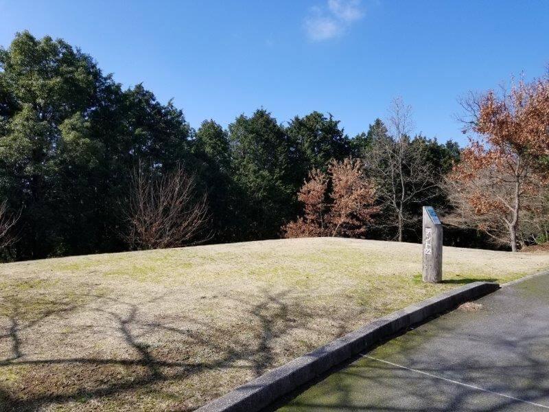 エコ・パーク論所原 キャンプ場の22番サイト