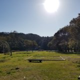 川原大池公園キャンプ場