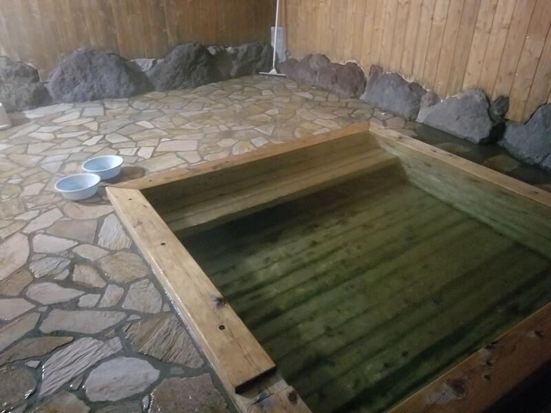 かいがけ温泉きのこの里 露天家族風呂