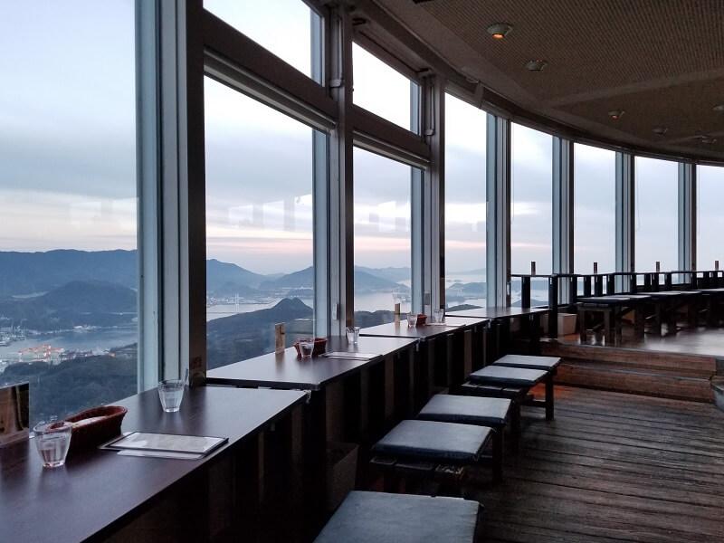 稲佐山山頂展望台 ひかりのレストラン