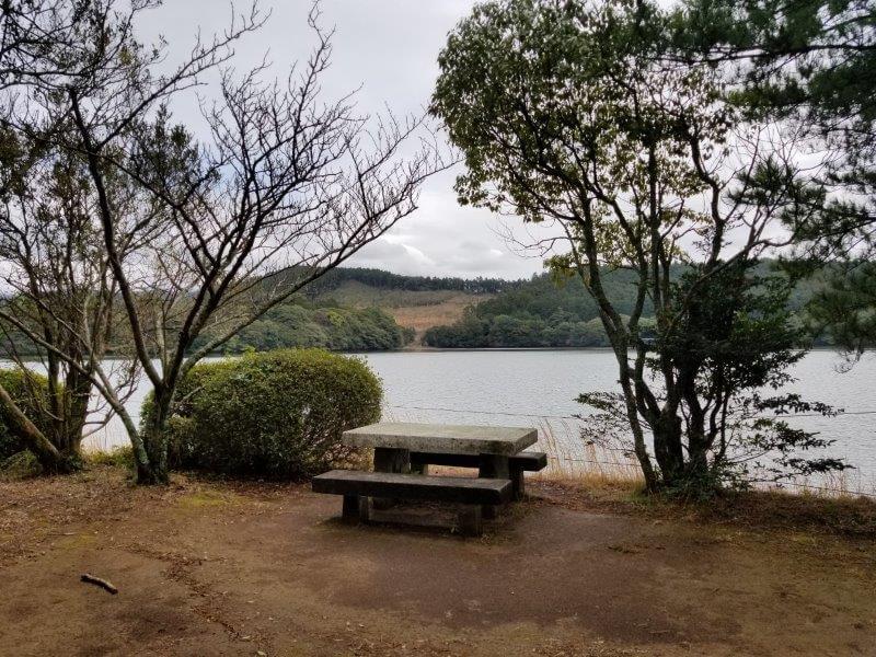 野岳湖キャンプ場 中央サイト