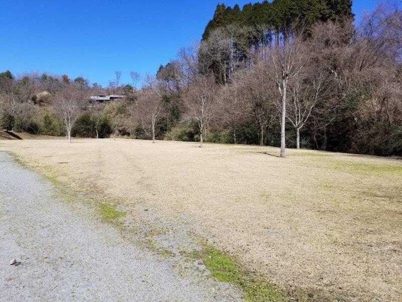 歌瀬キャンプ場 リバーサイト