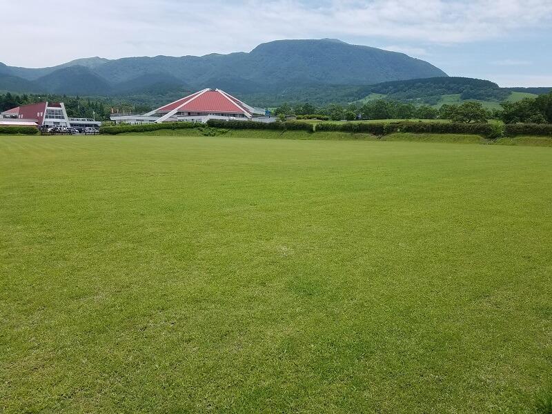 瀬の本高原 三愛オートキャンプ場