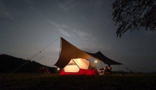 夏用テントとして愛用!MSR「エリクサー4」の本音レビュー