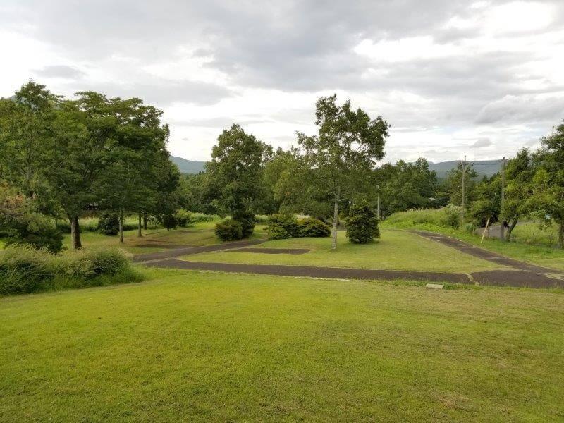 九重グリーンパーク泉水キャンプ村 オートキャンプサイト(Aエリア)
