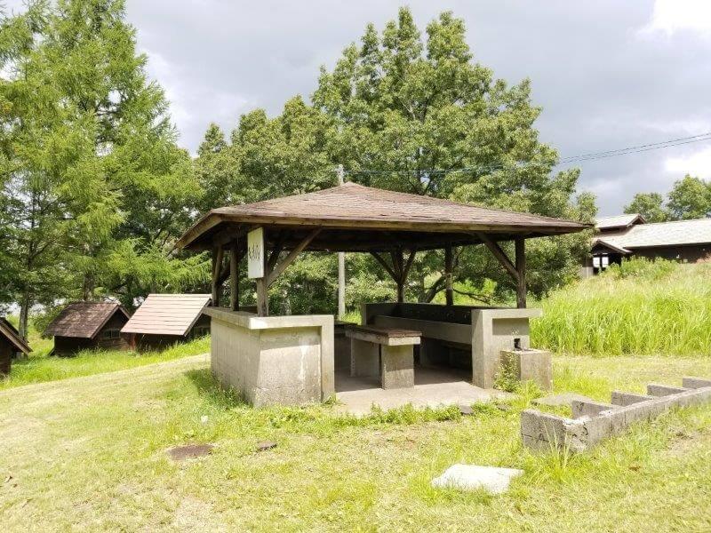 九重グリーンパーク泉水キャンプ村 炊事場B
