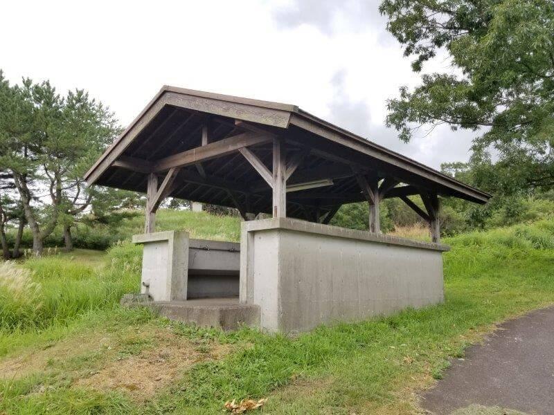 九重グリーンパーク泉水キャンプ村 炊事場G