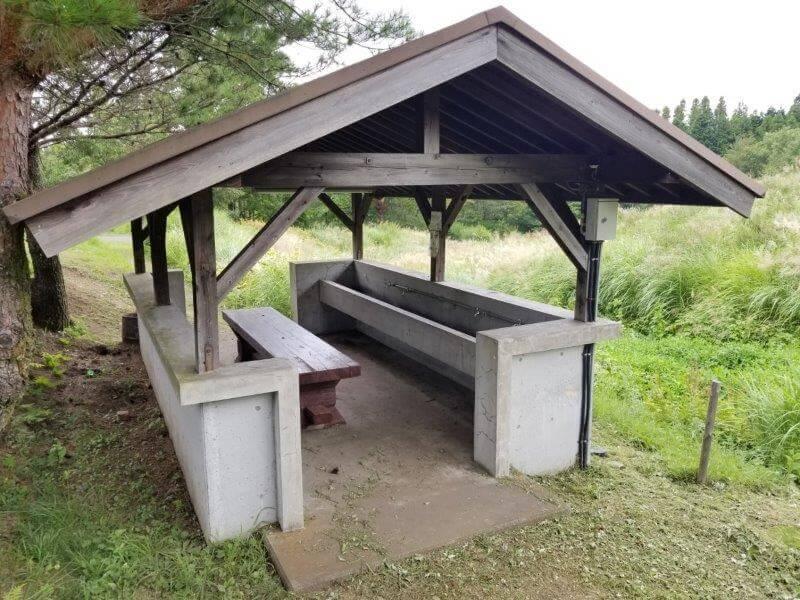 九重グリーンパーク泉水キャンプ村 炊事場I