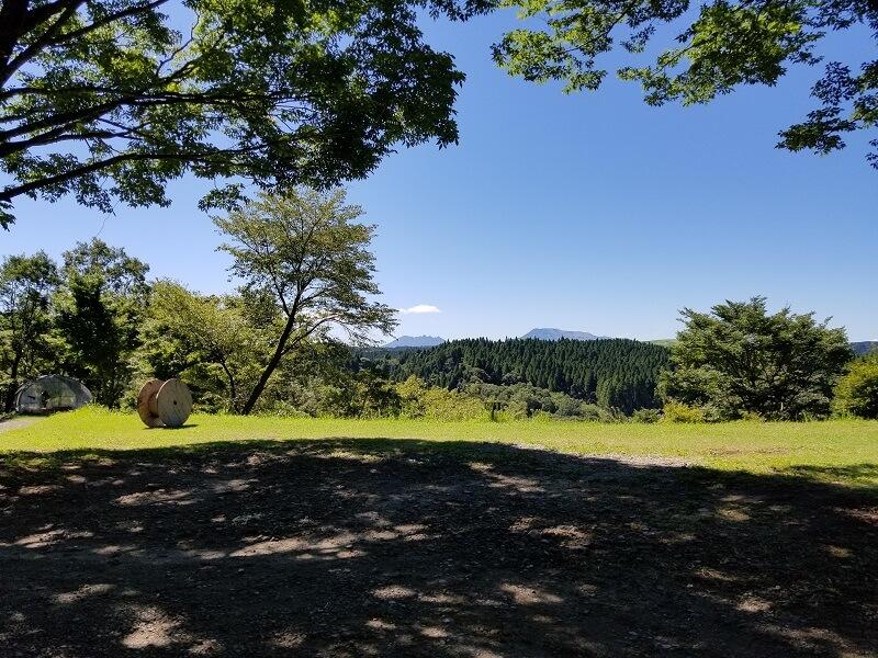 吉原ごんべえ村キャンプ場 C1サイト