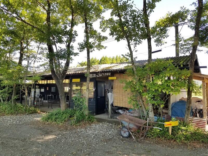吉原ごんべえ村キャンプ場の管理棟