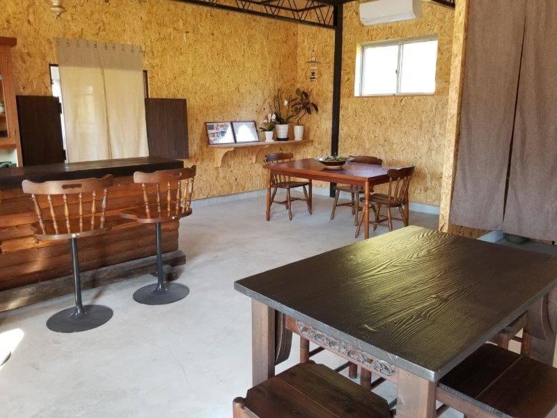 熊谷牧場・雛戸 ブルーベリー・キャンプガーデンのカフェ