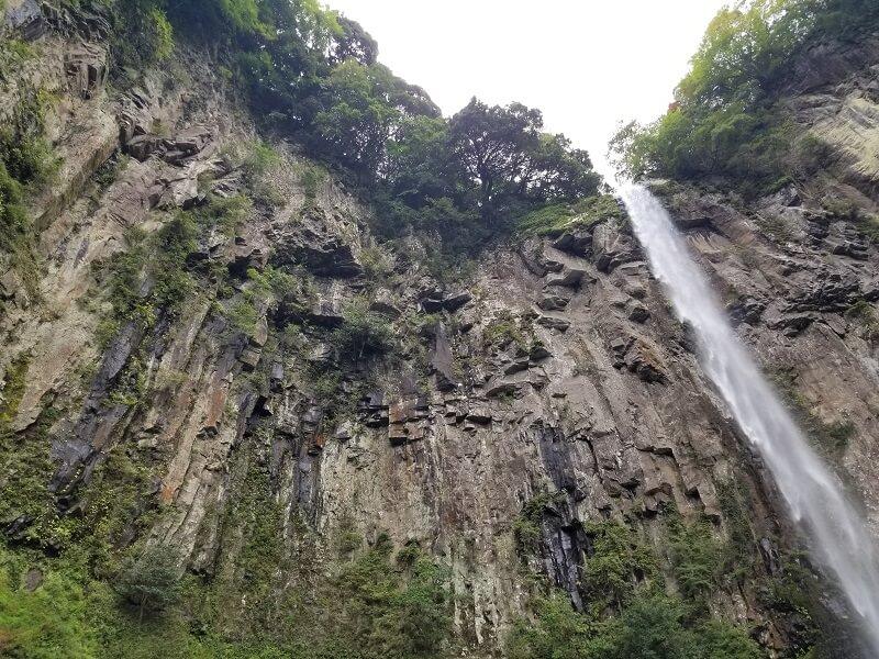 大分県宇佐市安心院町 東椎屋の滝