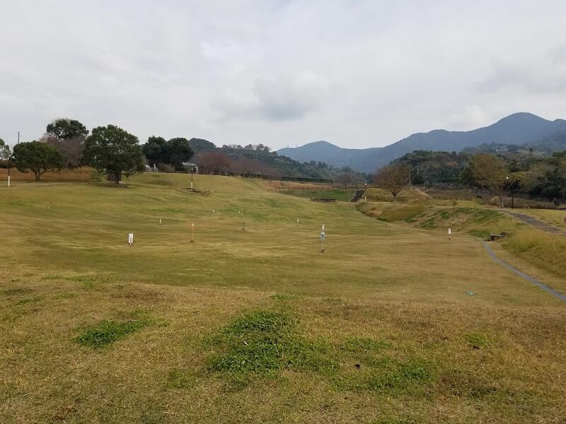草枕山荘 グラウンドゴルフ場