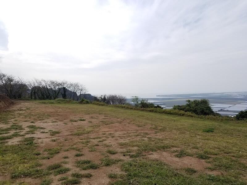 草枕山荘キャンプ場 新エリア
