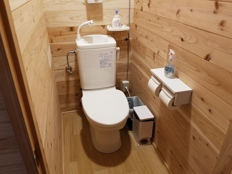 たまなフラワーパーク トイレ