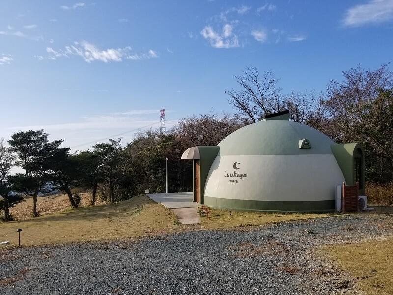 吉無田高原 緑の村キャンプ場 星の森ヴィラ