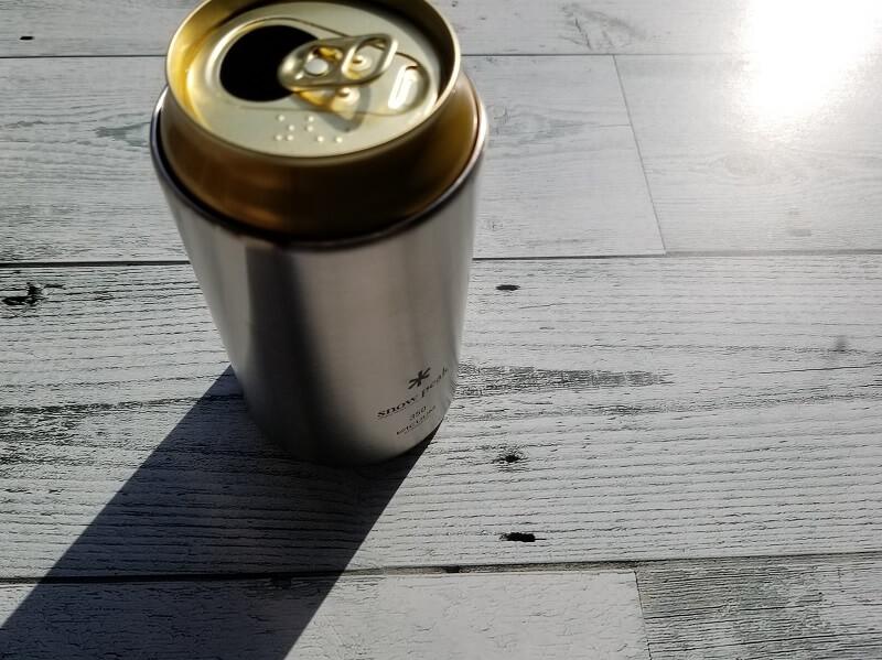 snowpeak「缶クーラー350」の本音レビュー