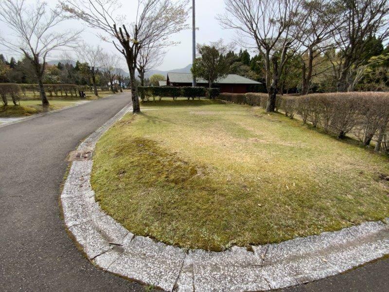 【ひなもりオートキャンプ場】個別サイトB-35番