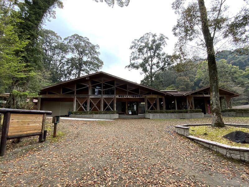 【御池キャンプ村】管理事務所
