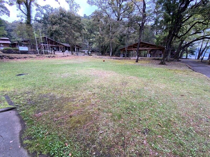【御池キャンプ村】KB(キビタキ)サイト