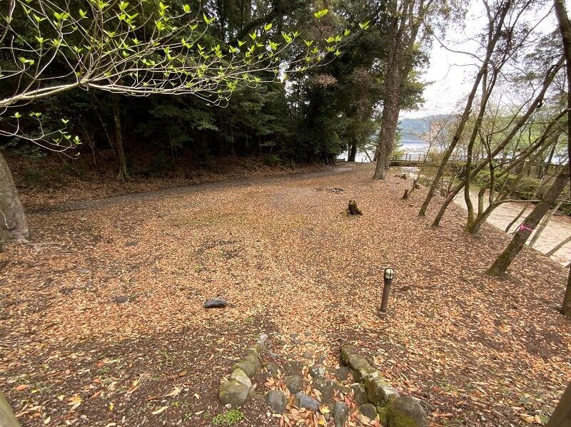 【御池キャンプ村】KW(カワセミ)サイト