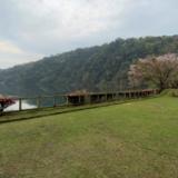 【御池キャンプ村】御池を一望できるYサイト