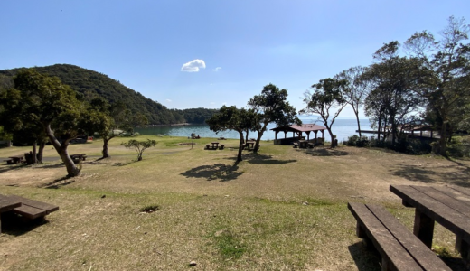 大崎自然公園キャンプ場(長崎県)-細かすぎるキャンプ場レポ