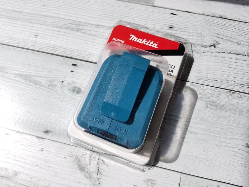 マキタ USB用アダプタ ADP05を買ってみた