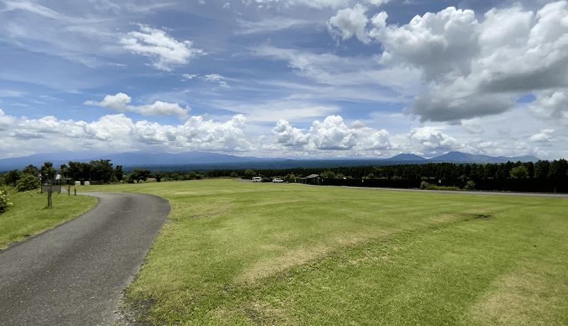 くじゅう花公園 オートキャンプサイト