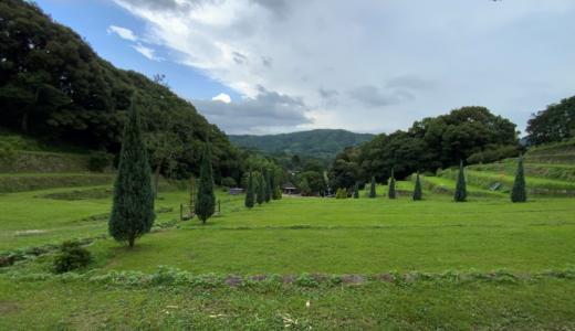 橘香園(福岡県)-細かすぎるキャンプ場レポ